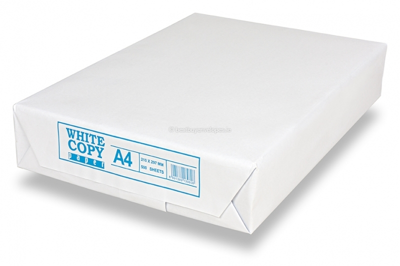 A4 extra-white photocopier paper