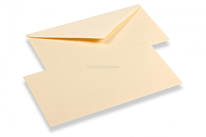 Laid envelopes cream